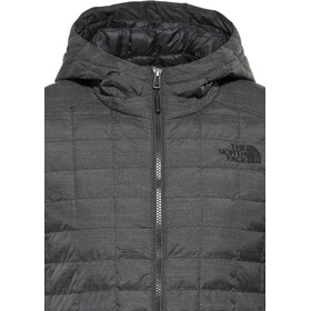 The North Face Thermoball Gordon Lyons Hybridihuppari Miehet, tnf black/tnf dark grey heather